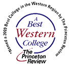 SHSU The Princeton Review - A Best Western College