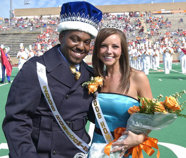 2006 Homecoming King and Queen