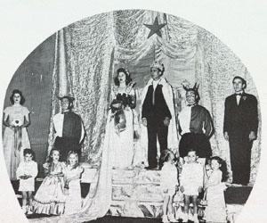 1945 Coronation