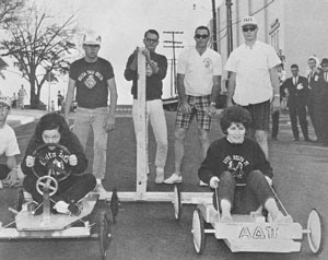 Soap Box Derby Winners