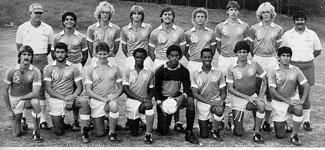 Bearkat soccer team