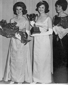 Miss Sam Houston and Runner-Ups