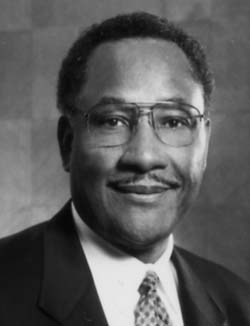 Photo of Mayor Lee Brown