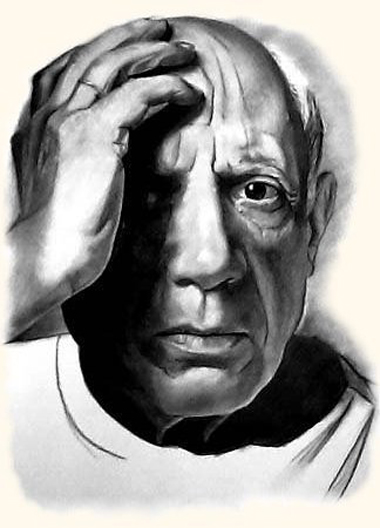 Illustration of Picasso