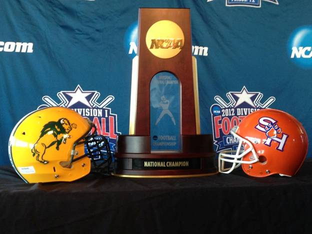Bearkats at NCAA - FCS playoffs