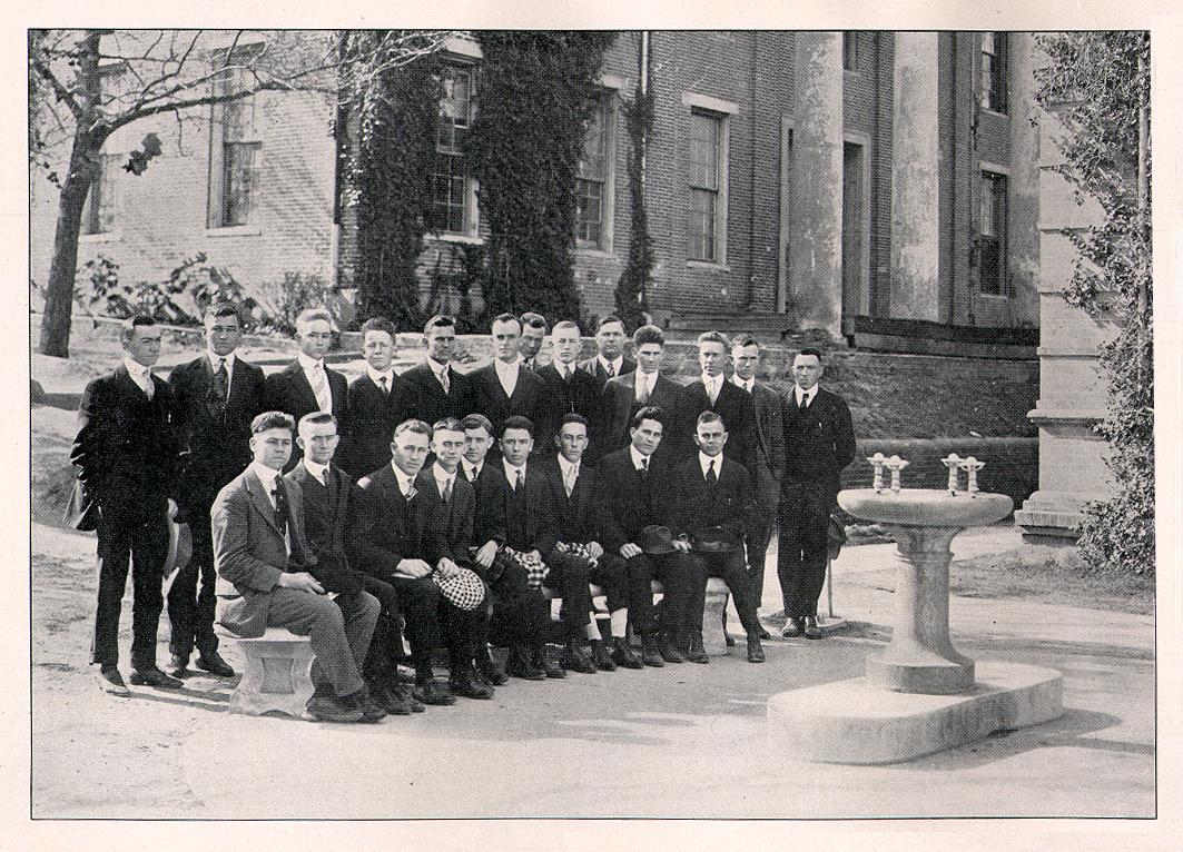 The David Crockett Society
