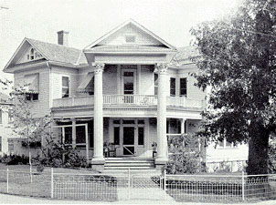 Presidents home 1912