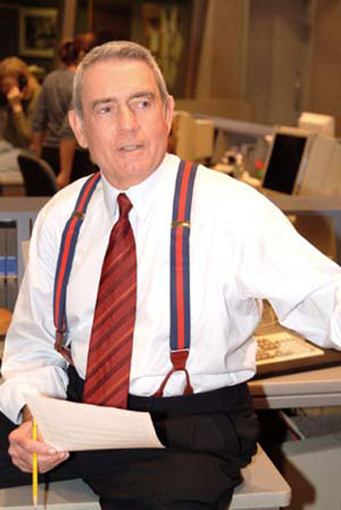 Photo of Dan Rather
