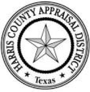 harris county appraisal district Texas logo