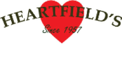 heartfields since 1957 logo