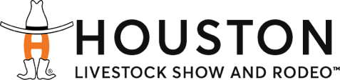 Houston livestock show and rodeo logo
