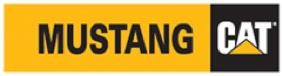 mustang cat logo