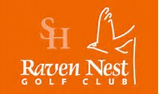 SH ravennest Golf club logo