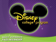 disney college program magic experience paid partership logo