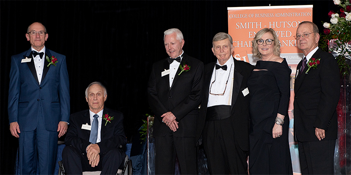 2018 Texas Bankers Hall of Fame Honorees