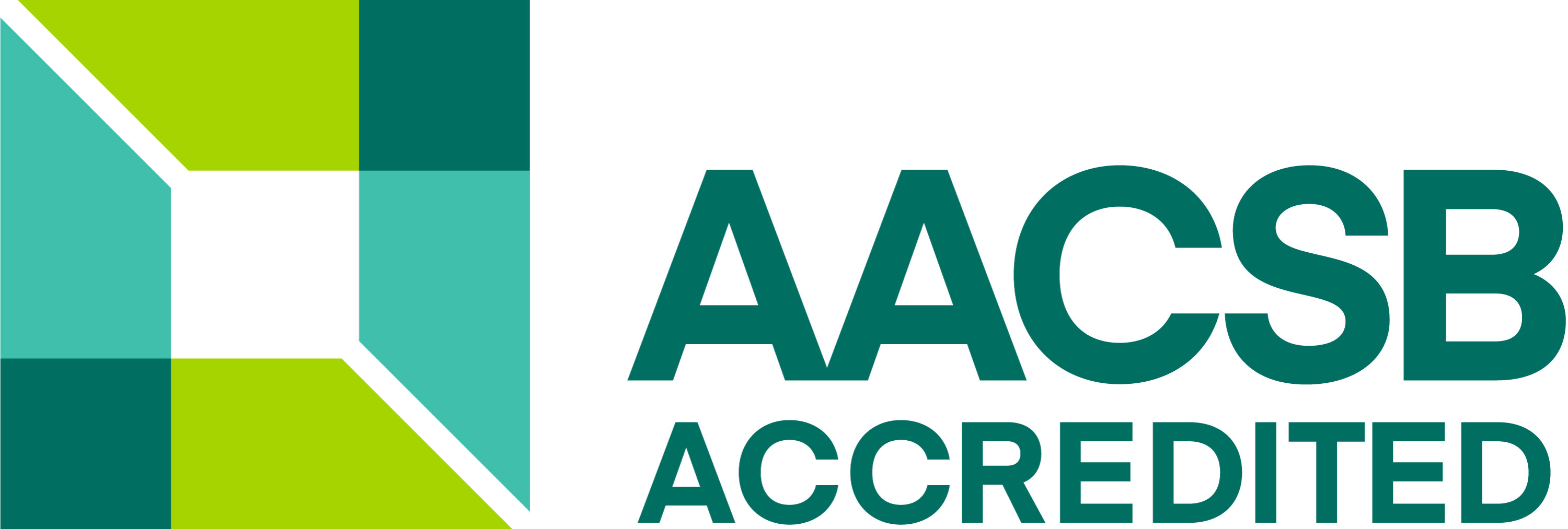 AACSB accredited business program