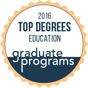 College of Education, top degrees, graduate programs