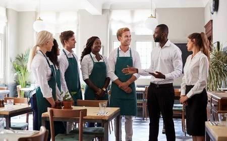 Food Service Management Thumbnail