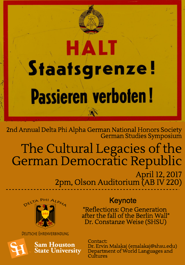 DPA Symposium Flyer