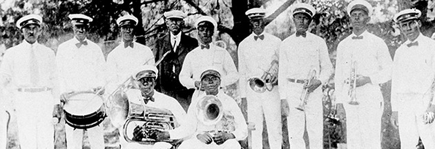 Emancipation Band and Park Association, 1931