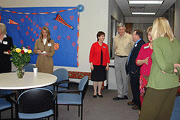 Language, Literacy, and Special Populations faculty and staff