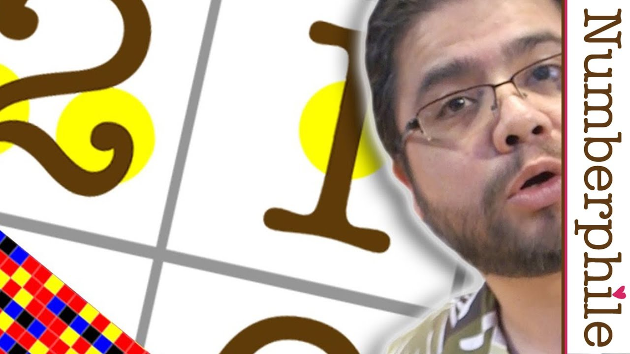 Numberphile YouTube thumbnail