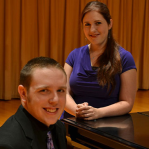 Pianists Duo Win Competition