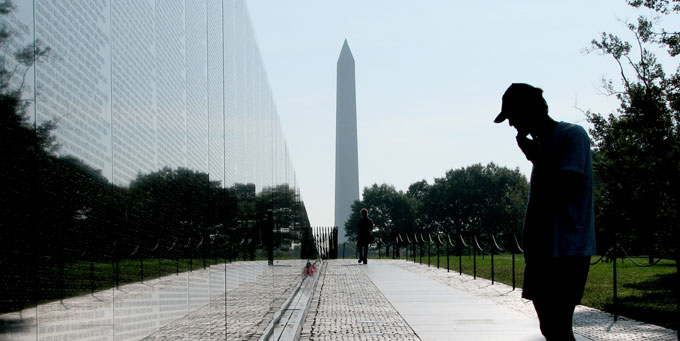 Washington Monument Viet
