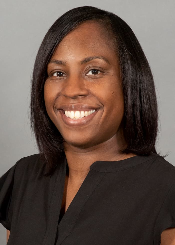 Courtney Banks, Ph.D.