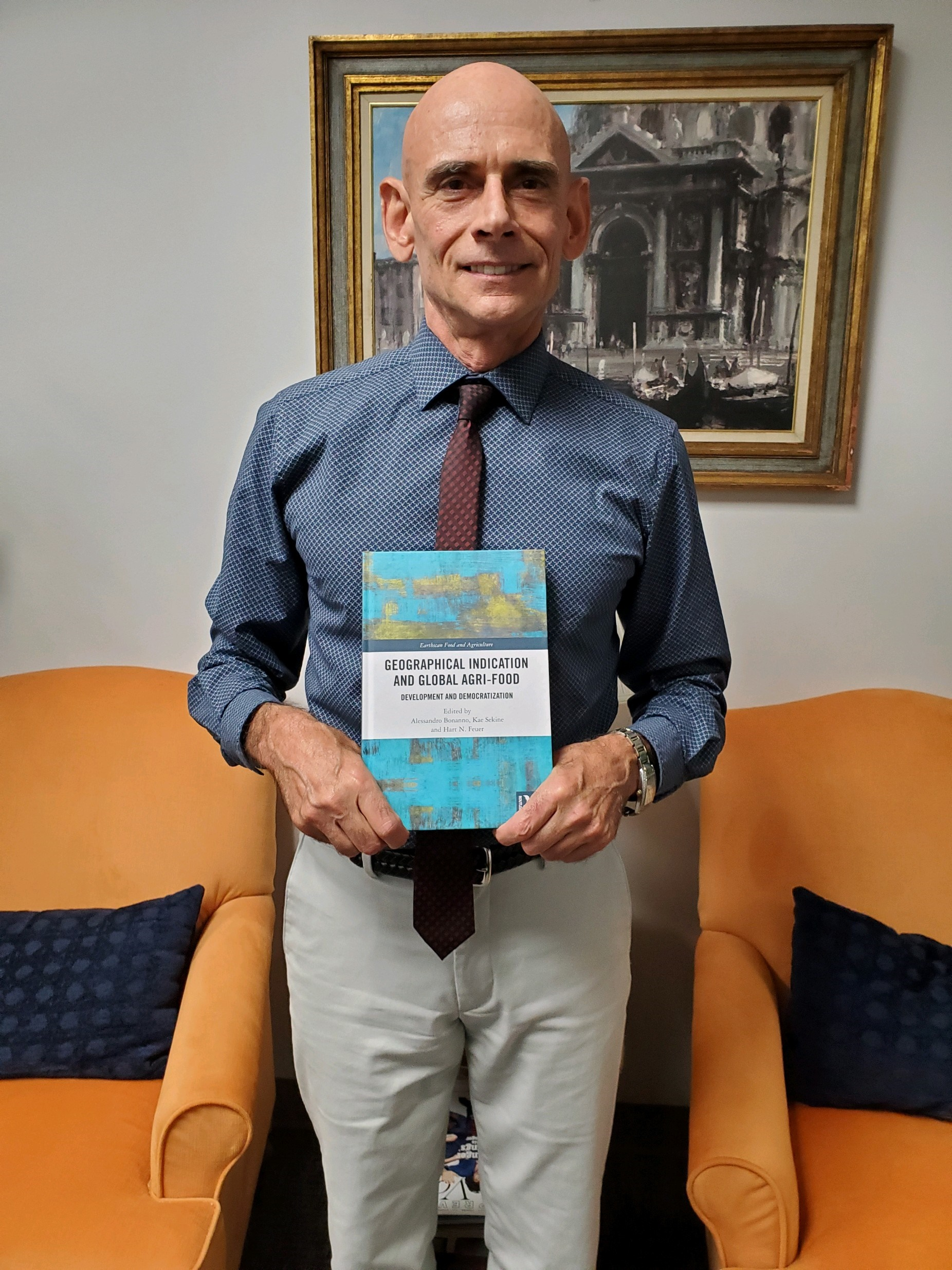 Dr. Alessandro Bonanno and recent publication