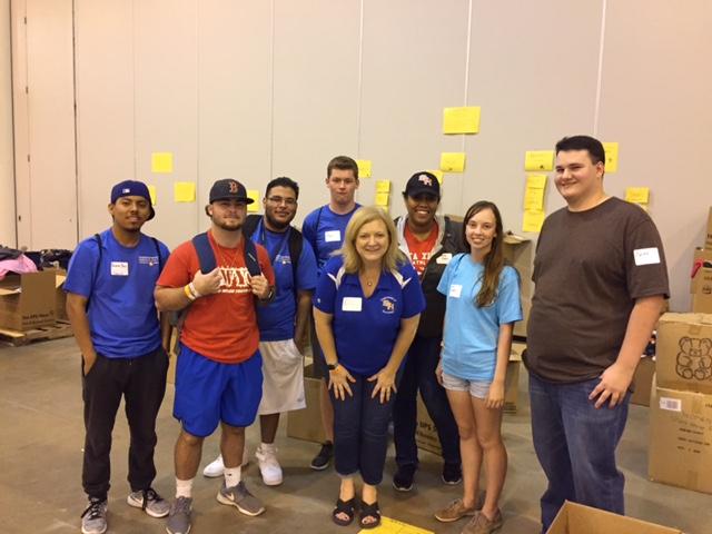 NRG Volunteers 4