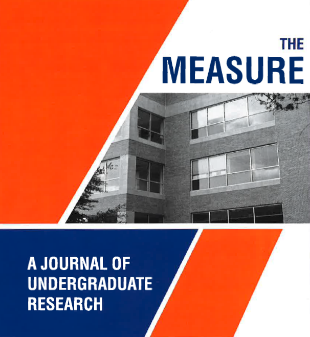 The Measure- A Journal of Undergraduate Research