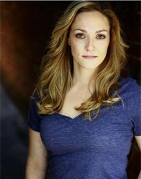 SHSU Theatre alumni Jen Lucy