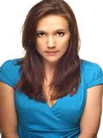 SHSU Theatre alumni Amanda LaVergne
