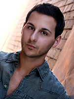 SHSU Theatre alumni Mark Bailey Capalbo