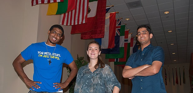 Students Share Culture With Global Ambassadors Program