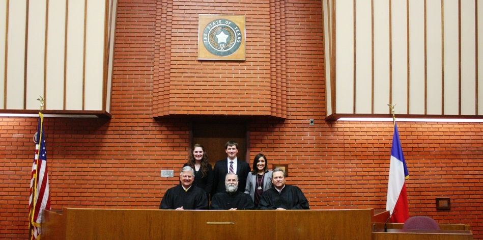 10th Court of Appeals at SHSU