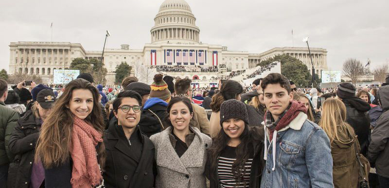 LEAP Ambassadors Attend 58th Presidential Inaguration