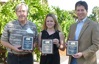 Theodori, Constance, & Hudec Receive 2013 SRSA Awards
