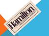 Hamilton by Victoria Orsak