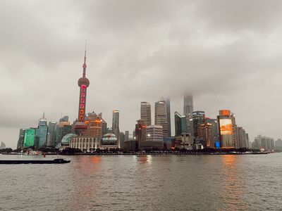 thumbnail view of Cultural Exposure - Stevie Ybarra - China - Summer 2019 - Bund - The Bund in Shanghai