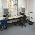 The Microforms Room provides machines for viewing microforms; certain machines can print copies of the microforms. You can ask at the service window in the Copy Services Room for assistance with finding microforms, using readers, and making copies.