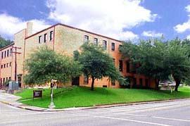 Margaret Lea Houston building