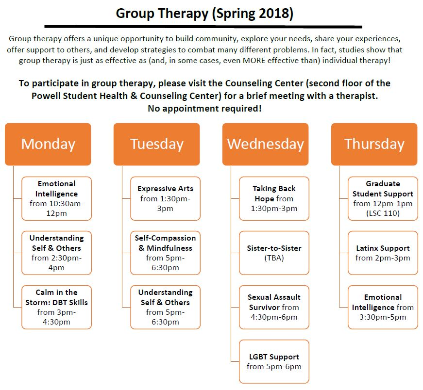 Group--Spring 2018