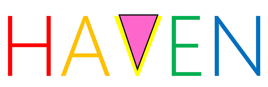 Haven logo (rainbow)