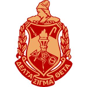 An Image of the Delta Sigma Theta Logo