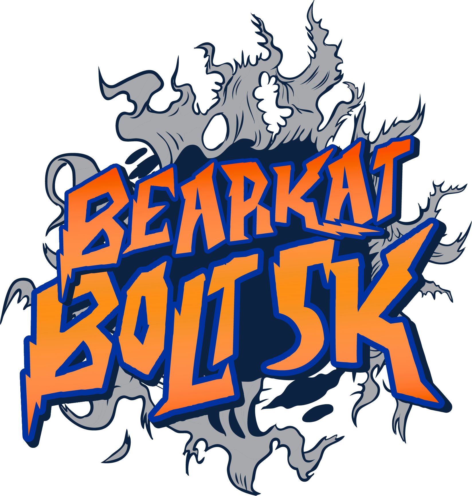 Bearkat Bolt Logo