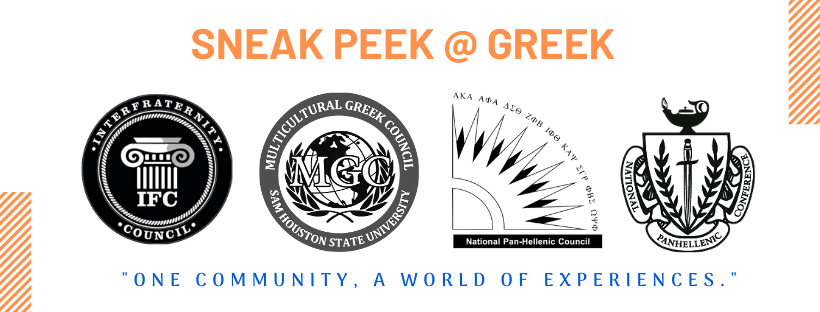 Sneak Peek @ Greek 'One Community, A World of Experiences'