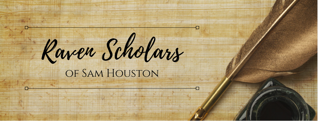Raven Scholars of Sam Houston