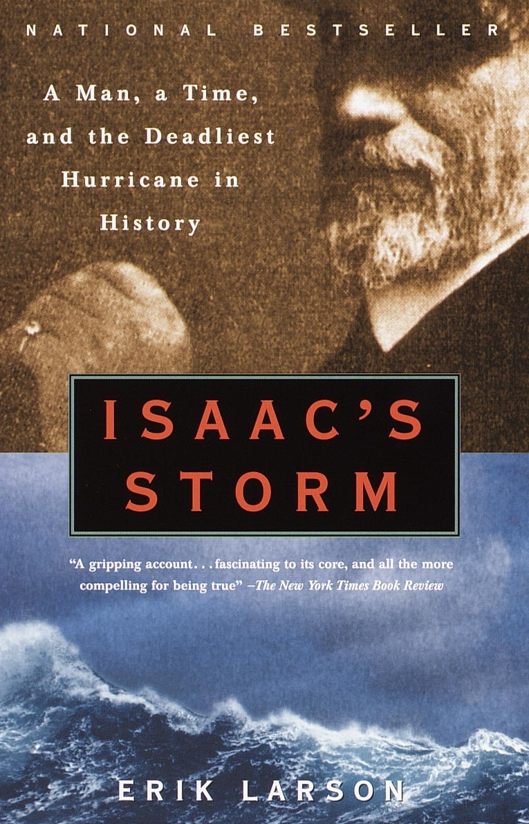 Isaac's Storm Book Cover